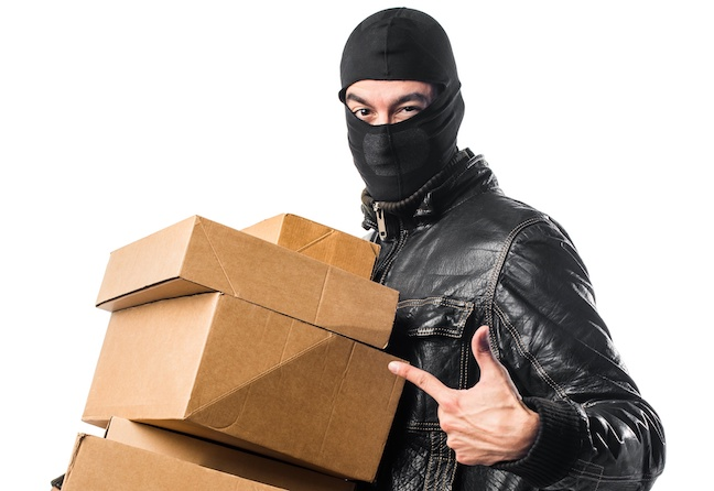 Porch piracy and package theft laws