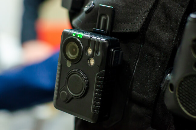 Body cameras and public privacy