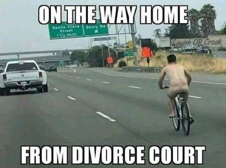 Courtroom Meme Divorce Court Meme   When a man goes to divorce court, it is no secret that he will lose almost everything he has. That is clearly what happened to this man in this divorce court meme