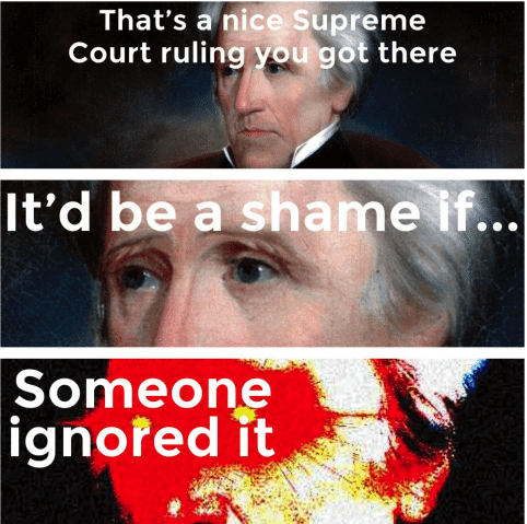 """SUPREME Courtroom meme  <!-- wp:paragraph --> <p>We all love a good nostalgic meme. Especially ones with... this guy... on them. This meme is simple and easy to interpret for even the least meme-fluent people. Unfortunately, unless it's posted as a """"dig"""" to a court ruling."""