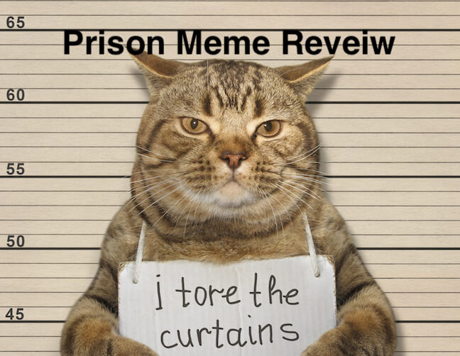 Prison Meme Reveiw A reveiw of 50 Prison and jail memes