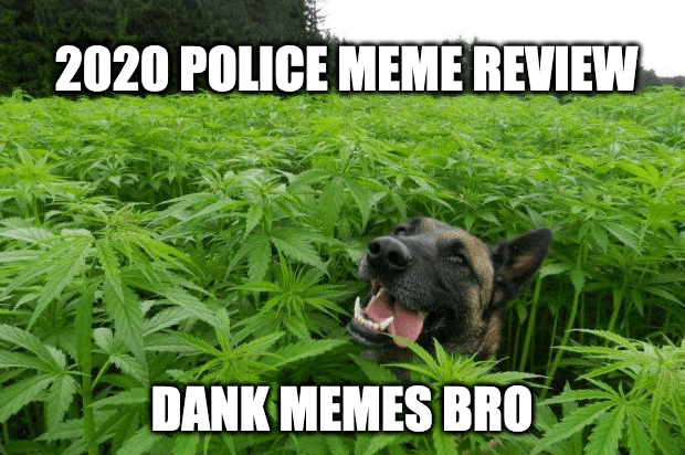 Police meme review