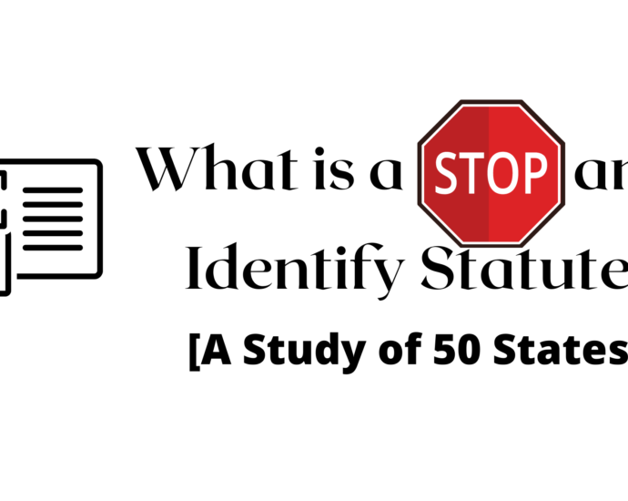 What is a stop and identiry statute? HERO