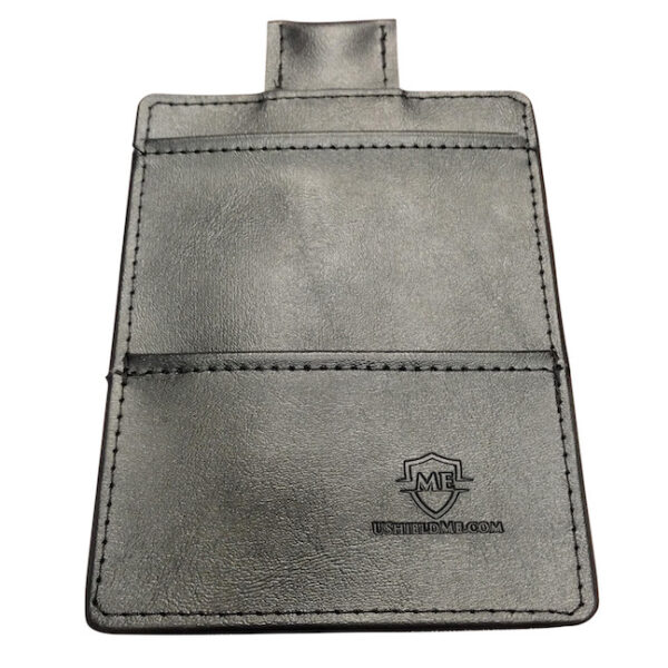 Document Holder for traffic stops and police interactions